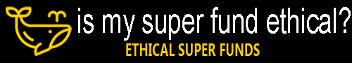 Is my super fund ethical